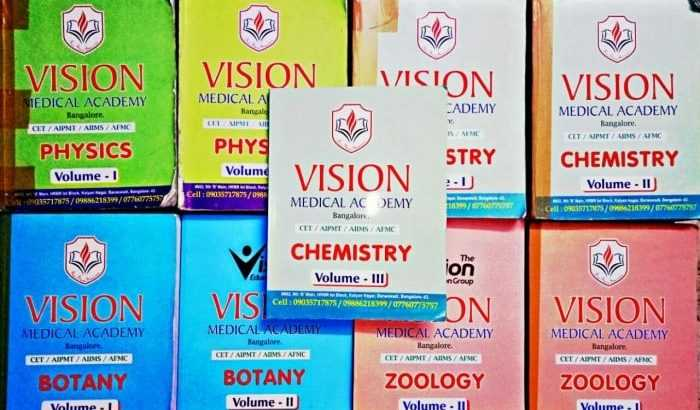 VISION NEET ACADEMY: ALL MODULES FOR MEDICAL/NEET PREPARATION