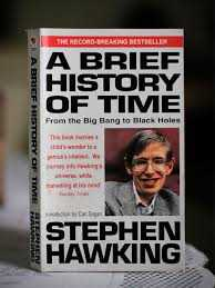 Remembering A Brief History Of Time : Stephen Hawking 1