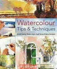 water color tips and techniques