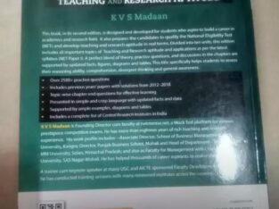 UGC NET/JRF Paper 1