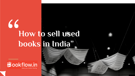 How to sell used books in India?