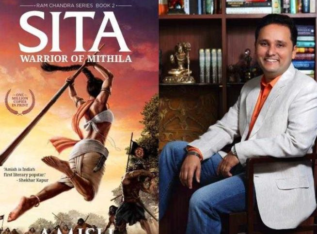 SITA : WARRIOR OF MITHILA BY AMISH TRIPATHI 1